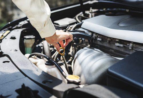 Basic checklist of car servicing