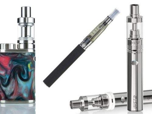 did you try these different types of vapes?